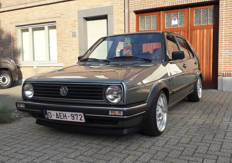 Golf Mk2 GL