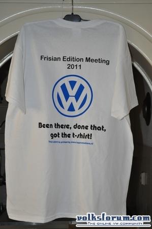 t-shirt Frisian Edition