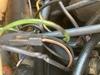 Stekker bobine onderkant paarswit & zwrt