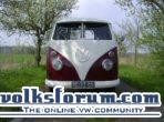 Spijlbus 1965 pickup