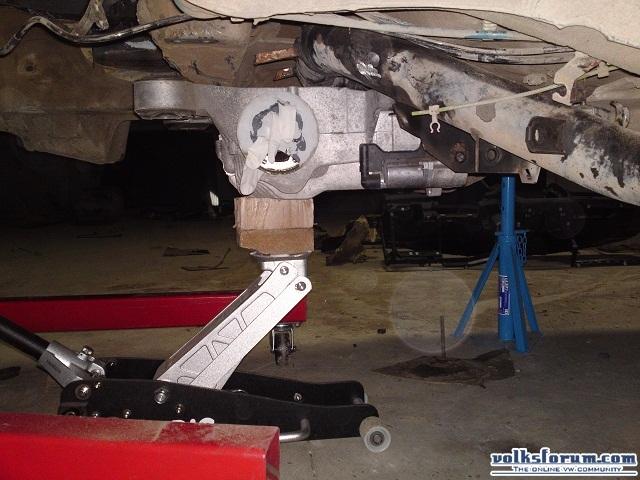 Modifying A  S Car Frame