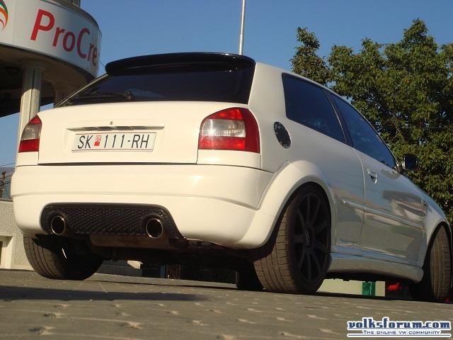 Vwvortex Com Golf Rallye 2 5 Tfsi 4motion