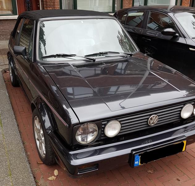 Golf cabrio '91