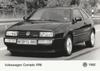 VW Corrado VR6 1992 Persfoto