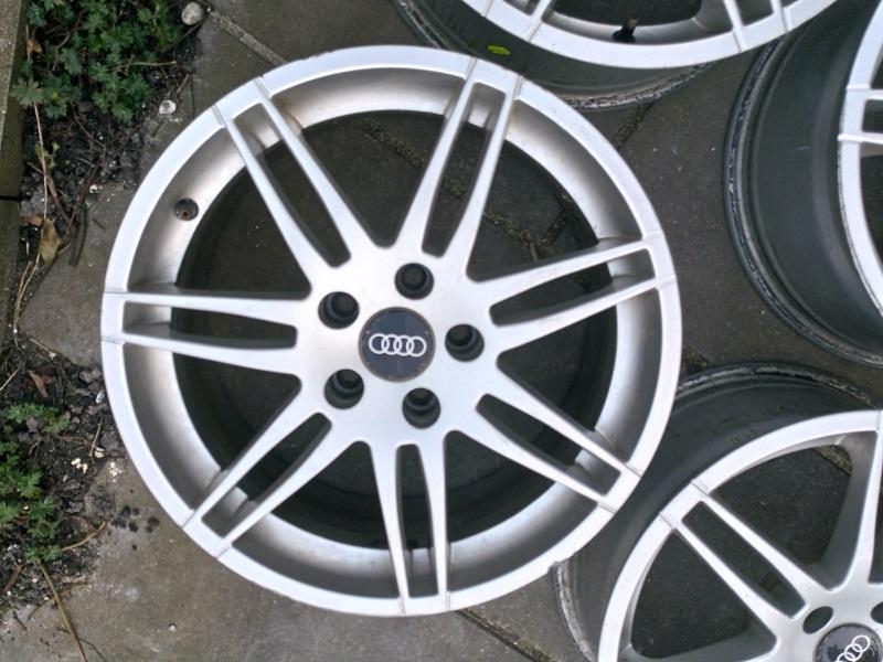 Audi rs4 velgen 5x112 Titan
