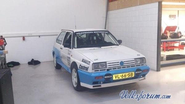 G60 rallye Motorsport