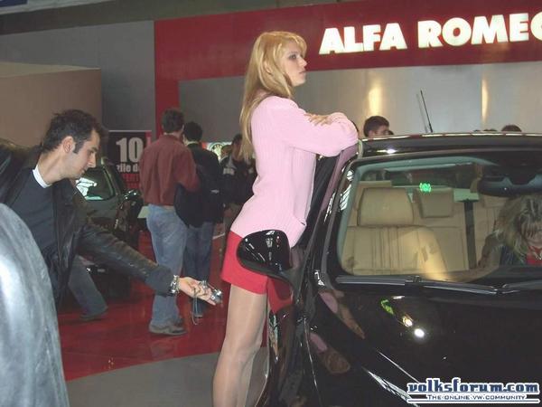 autobeurzen, altijd leuk :D