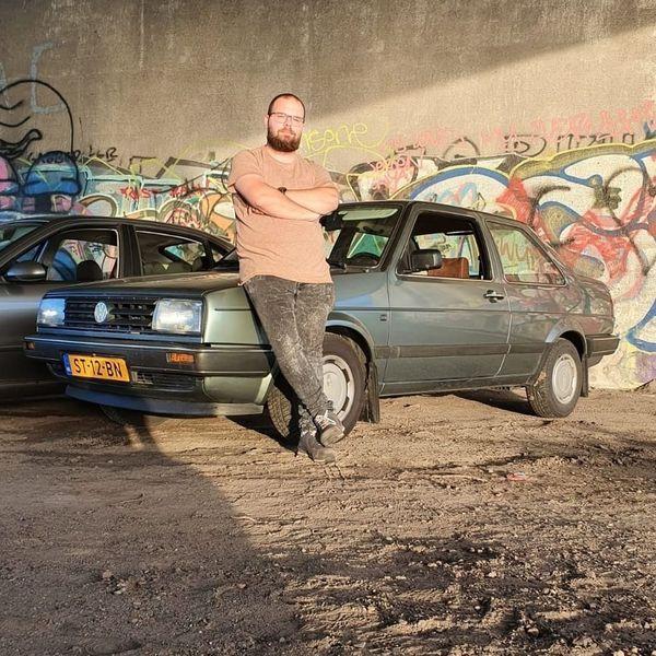 Mijn VW Jetta MK2