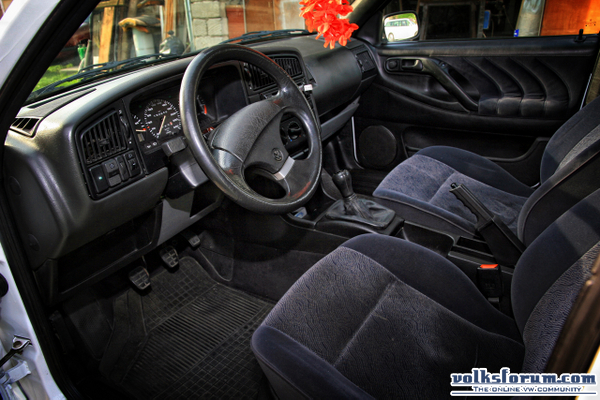 Passat B4 interior